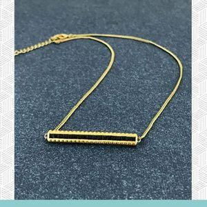 BaubleBar - Gothic Pendant Necklace